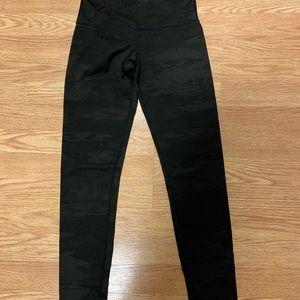 Lululemon full length camo leggings